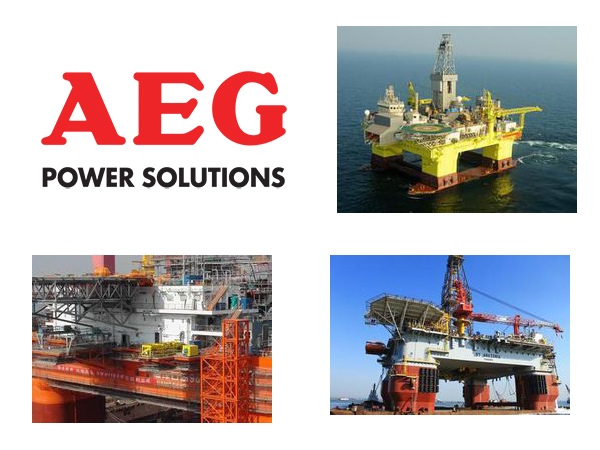 AEG Power Solutions ИБП